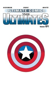 Ultimates #1 Polybag Cover