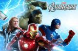 New Banner For THE AVENGERS Assembles The Team In Live Action